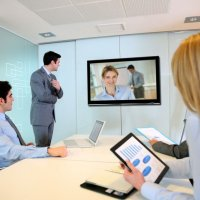 Solutions entreprise affichage interactif