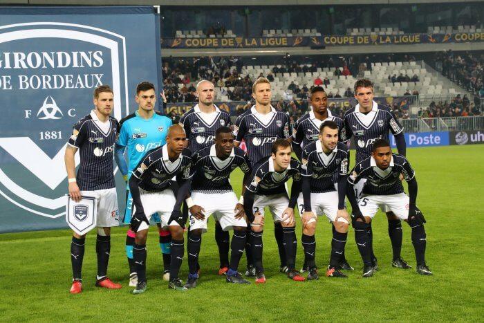 Bordeaux Coupe Ligue