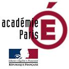 logo academie paris