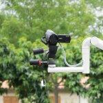 Chariot vidéo camera 4k
