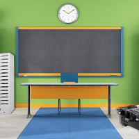 Solutions education classroom 2
