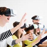 Realite virtuelle classe 160x160