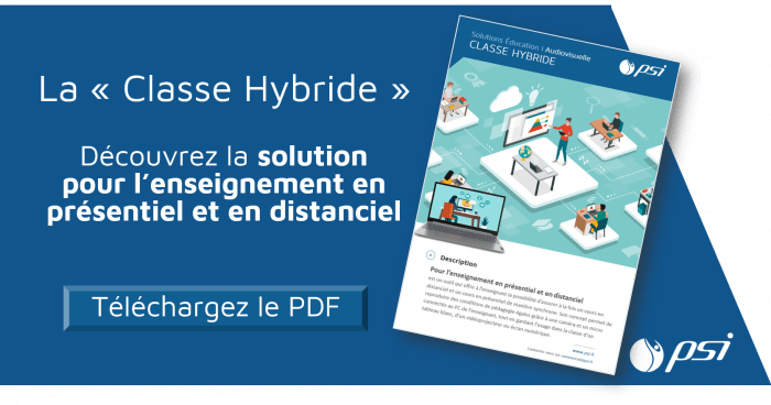 Cover emailing classe hybride 2
